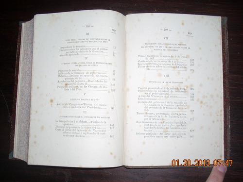 proyectos de lei i discursos parlamentarios. j. v. lastarria
