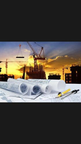 proyectos de obras civiles, servicio profesional integral