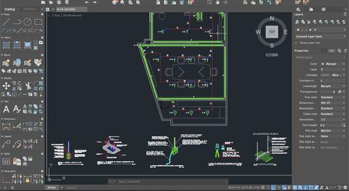 proyectos eléctricos e instalaciones