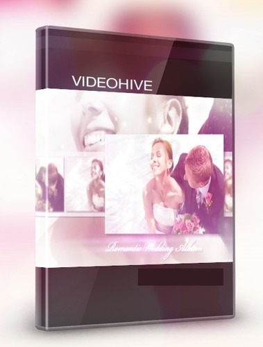proyectos en after effects para bodas vol.1