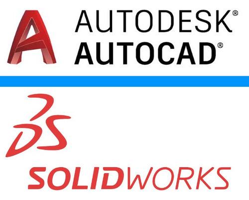 proyectos en autocad y solidworks