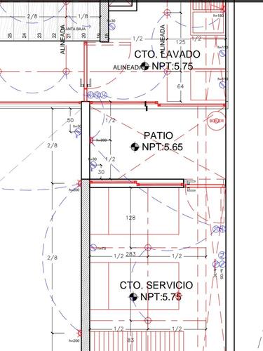 proyectos residenciales y planos asbuilt