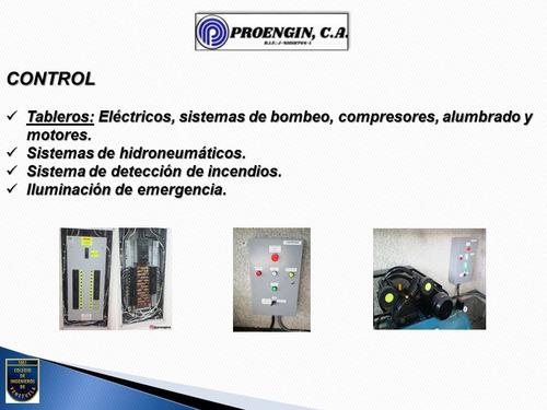 proyectos y asesorias de ing civil / eléctrica