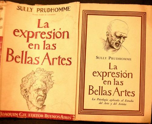 prudhomme la expresión en las bellas artes 1954 no envio
