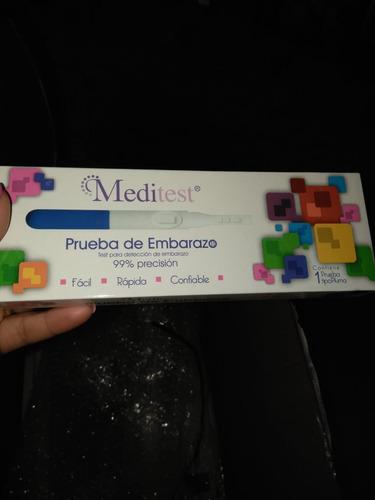 prueba de embarazo marca meditest tipo pluma
