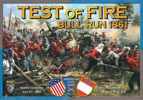 prueba de fuego - first bull run 1861