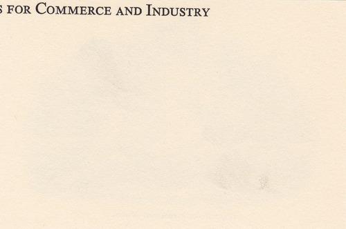 prueba de impresion! telephone communications 1944 - 1967