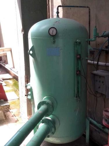 prueba hidráulica de compresores. calderas.opds. matriculado