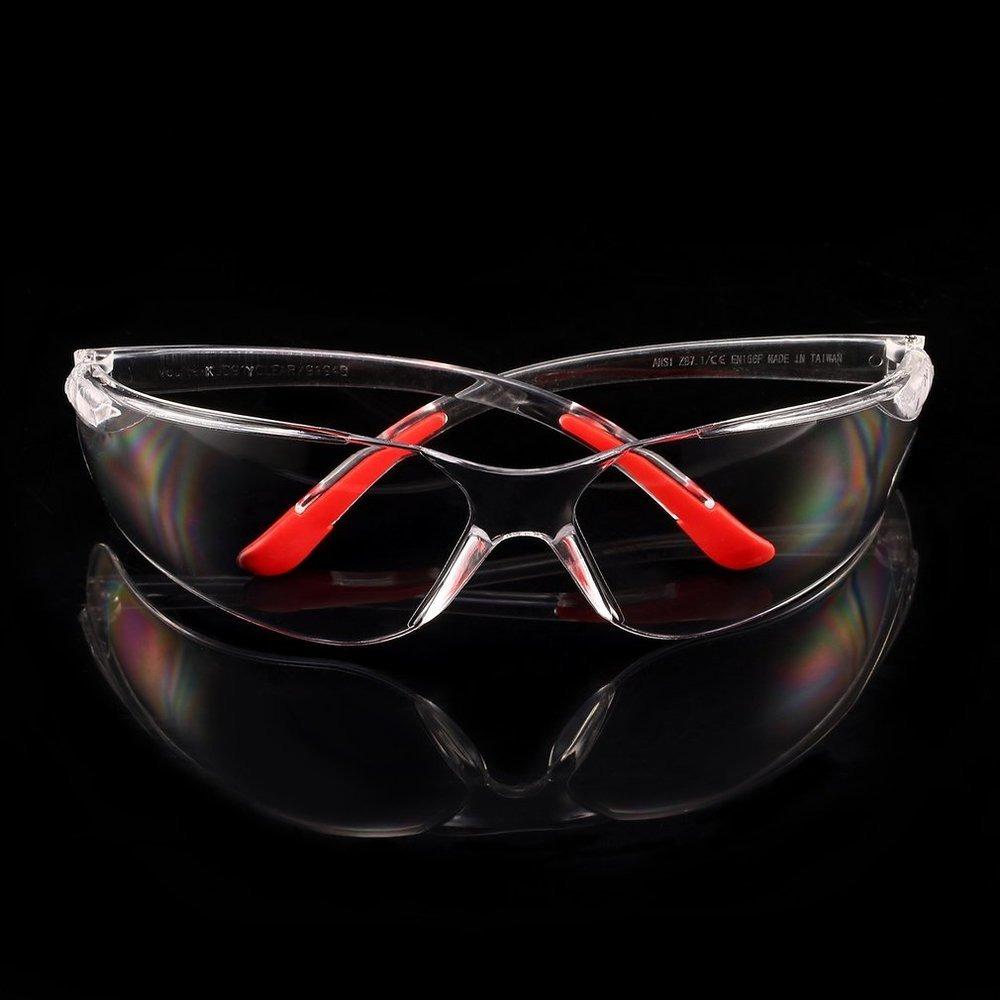 Prueba Pc Gafas De Seguridad De La Motocicleta De Projoección