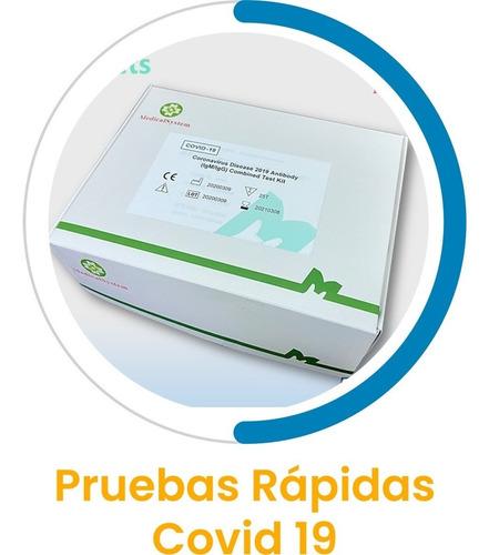 pruebas rápidas covid 19, medycalsystem covid19, covid-19 rs