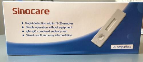 pruebas rápidas covid 19 reg. sanitario, fda, ce, inmediata
