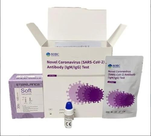 pruebas rapidas covid 98.55% especifici 98.04% sensibilidad