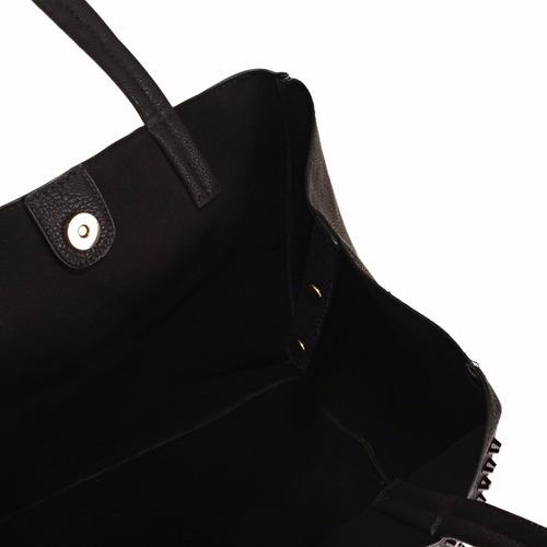 prune 2011 cartera nina shopper mujer tachas esmaltadas 2019