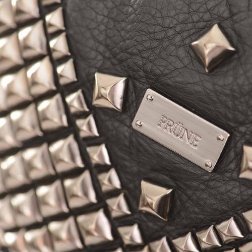 prune 2206 mochila mujer grande con muchas tachas nueva 2019