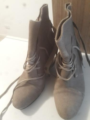 prune  botas mujer