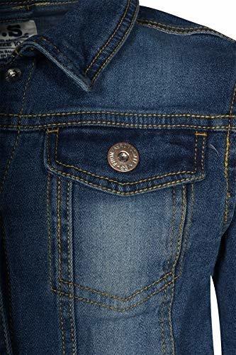 cdb864ef6 P.s. De Aeropostale Girls Soft Fashion Denim Jackets