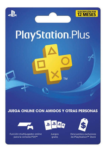 ps plus 1 mes 100 pesos