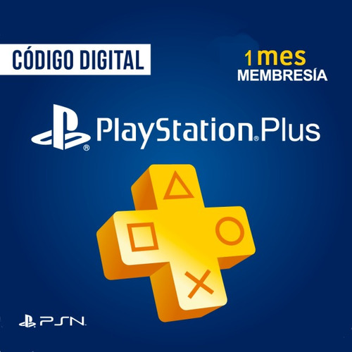 ps plus 1 mes membresia