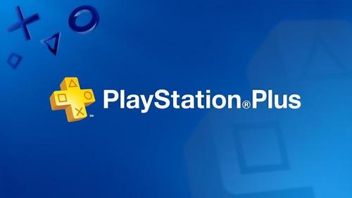 ps plus 12 meses psn ps3 ps4 playstation 1 año un solo envío