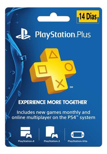 ps plus 14 días y ps now que incluye más de 700 juegos dias