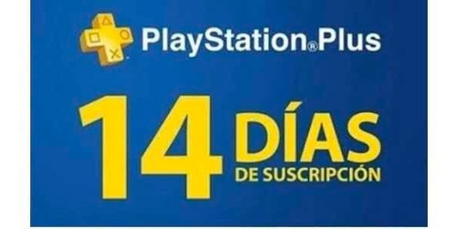 ps plus de 14 días