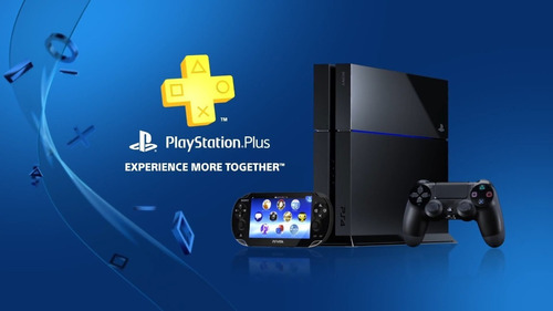 ps plus ps4 1 año + 8 meses gratis psn playstation *nocodigo