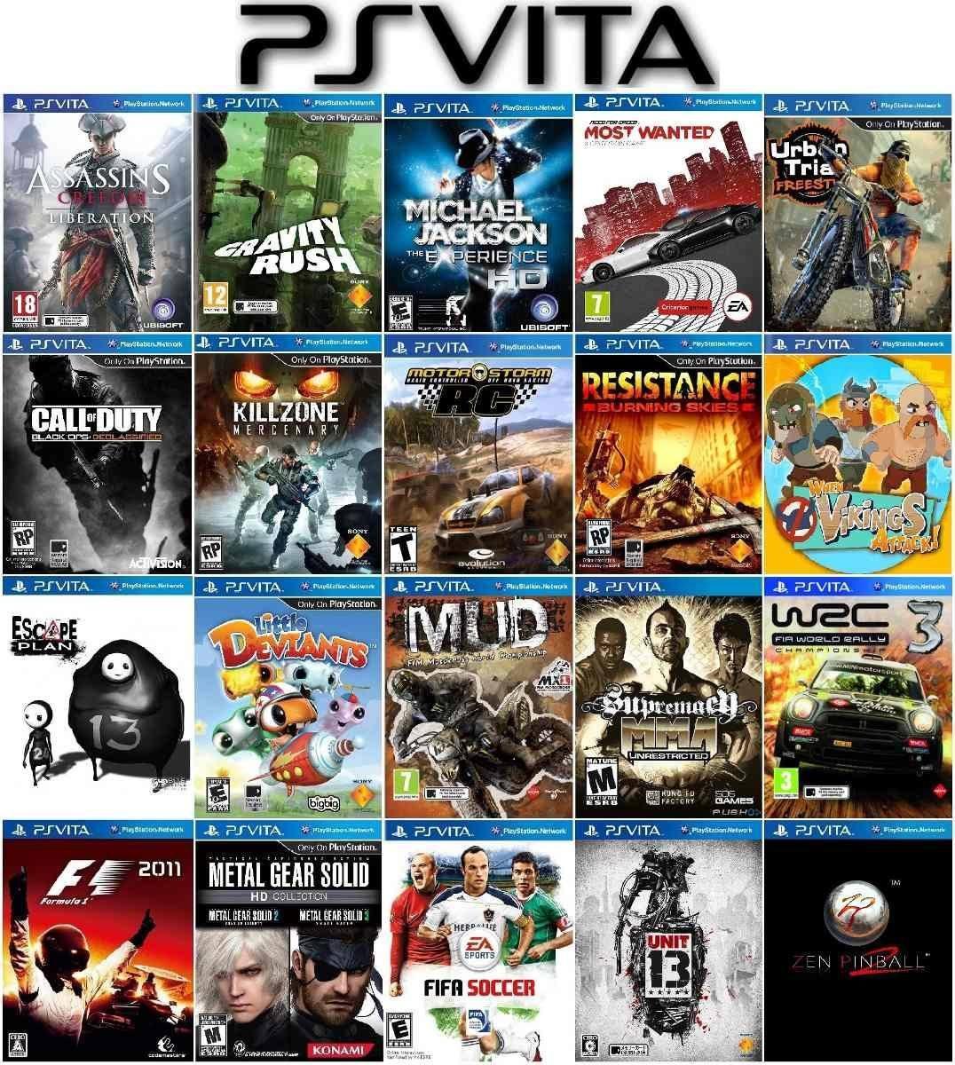 Ps Vita 576 Jogos Vpk Todos Os Vpk Para Ps Vita Desbloqueado