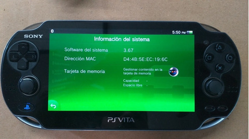 ps vita wifi nueva wilde
