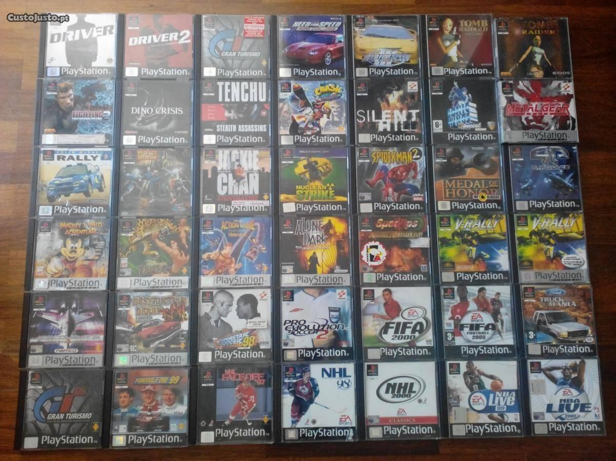 Ps1 1250 Jogos Todos Para Psp Ps Vita Para Desbloqueado