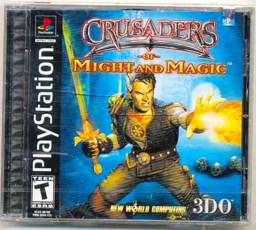 ps1    crusaders      nuevo