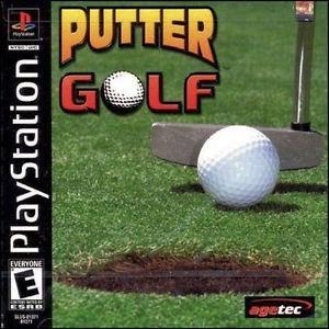 ps1 juego putter golf  **tiendastargus**
