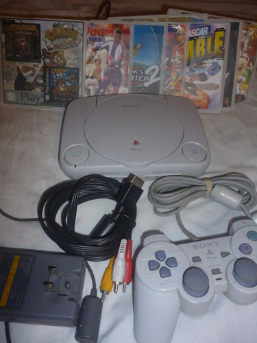ps1 juegos play station