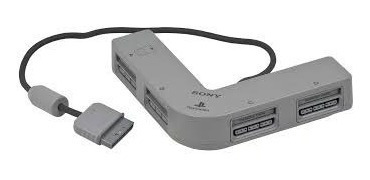 ps1  playstation 1 multi tap adapter  ** tienda stargus *