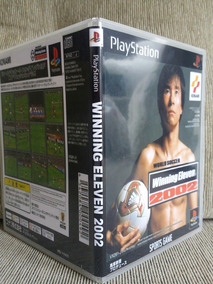Ps1 Winning Eleven 2002 Para Playstation 1 - Patch