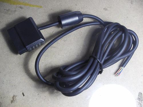 ps2 cables nuevos para controles de ps2 / ps1