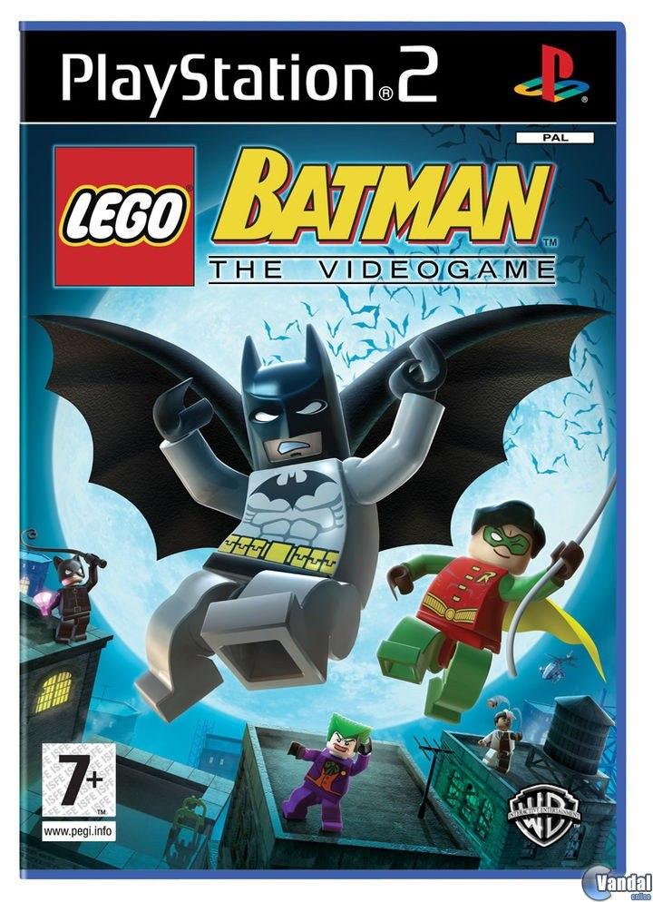 Ps2 Coleccion Lego Para Playstation 2 7 Juegos Infantil 170