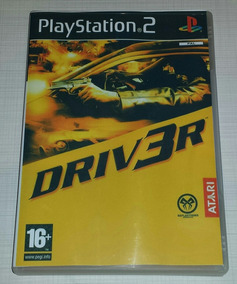 Ps2 Driver 3 Driv3r Patch Ps2 Completo