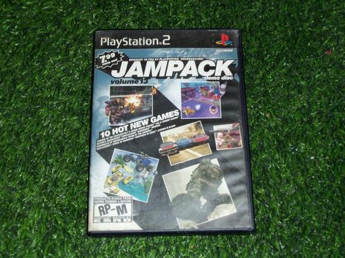ps2 jampack  demo disc  castlevania  fabrome