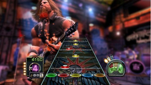 ps2 juego guitar hero aerosmith origina ***tienda stargus***