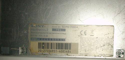 ps2 slim para reparar o repuesto 5$