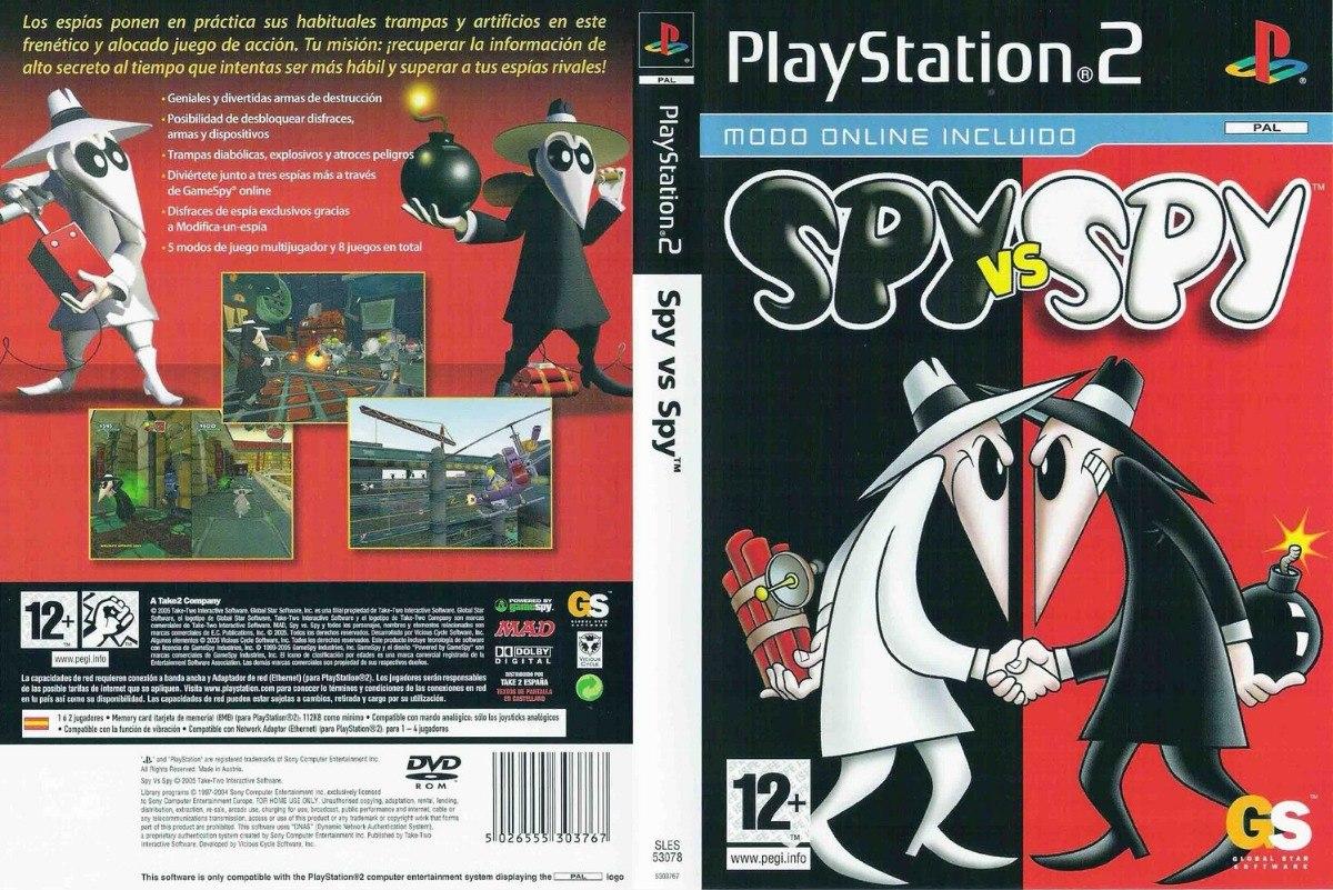 spy vs spy ps4