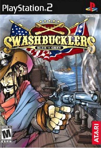 ps2  swashbucklers   envio gratis  nuevo