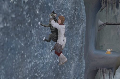 ps2  the golden compass  /nuevo