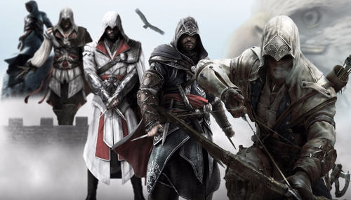 ps3 assassin's creed heritage collection juego digital