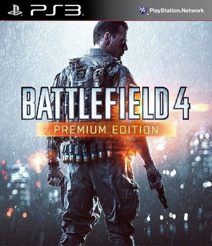 ps3 battlefield 4 premium edition + 7 dlc ps3