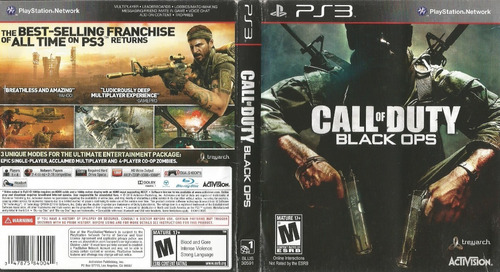 ps3 call duty black ops
