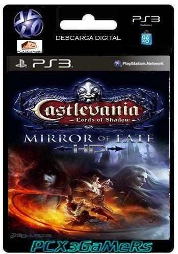 descargar castlevania lords of shadow mirror of fate ps3