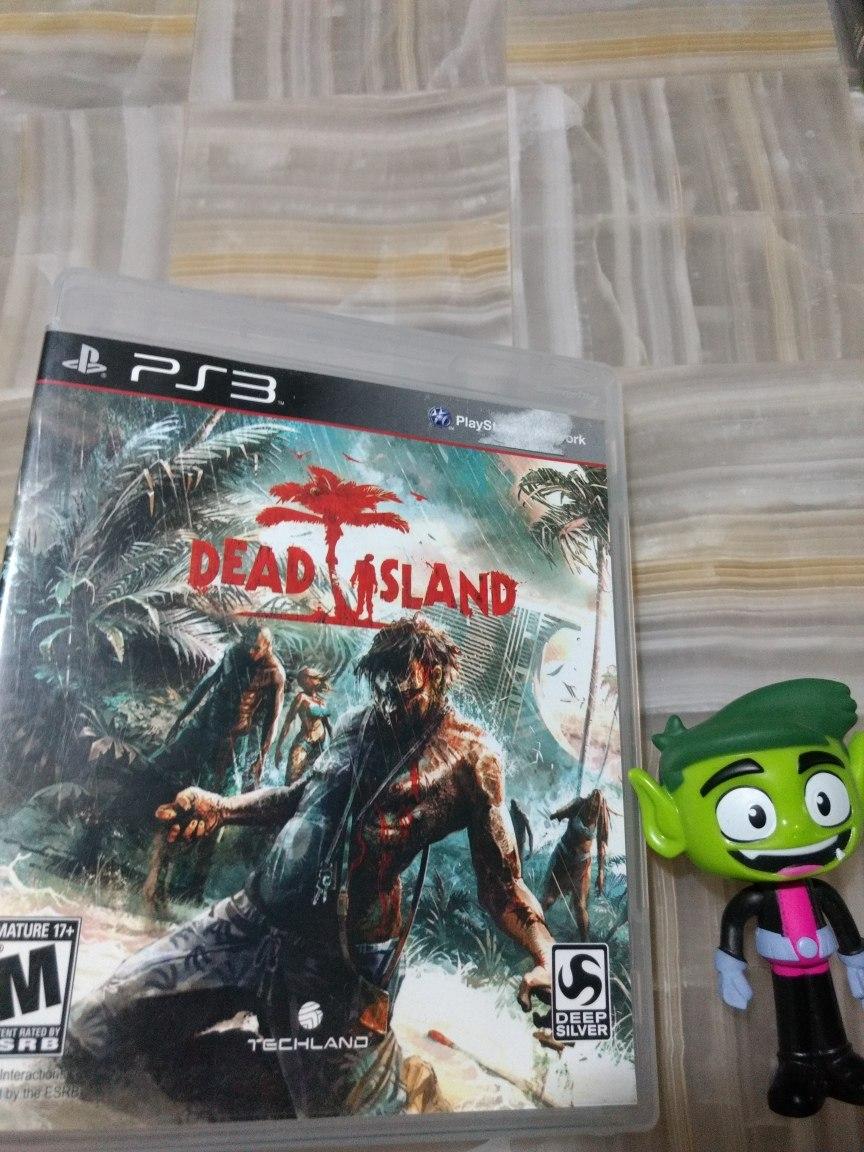 Ps3 Dead Islan Para Play Station 3 Juego De Zombies 199 00 En