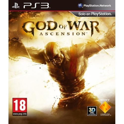 ps3 digital combo 3x1 god of war i - ii - ascension ps3 gow