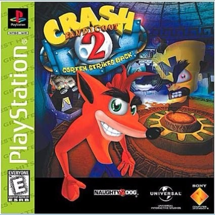ps3 digital crash bandicoot 2 (psone classic)
